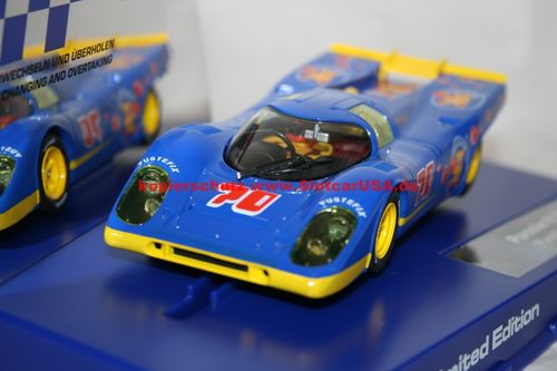 Carrera Digital 132 30863  Porsche 917 Pustefix Nr. 70 Limited 2018