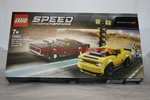 LEGO® 75893 Speed Champions - Dodge Challenger SRT Demon / 1970 Dodge Charger R/T