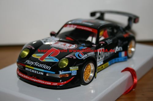 RevoSlot RS0030 Porsche 911 GT2 Nr 60 Playstation