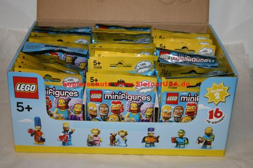 LEGO® 6100812 Mini Figuren Set The Simpsons Serie 2