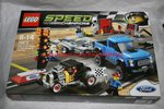 LEGO® 75875 Speed Champions - Ford F150 Raptor Ford Model A Hot Rod