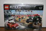 LEGO® 75894 Speed Champions - 1967 Mini Cooper S Rally und 2018 Mini John Cooper Works Buggy