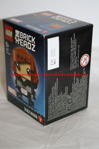 LEGO® 41591 Brick Headz Black Widow