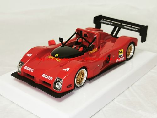 RevoSlot RS0059 Ferrari 333SP Presentation Red Kurze Nase