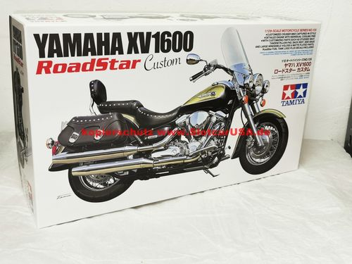 Tamiya 14135 1/12 Yamaha XV1600 Road Star Custom