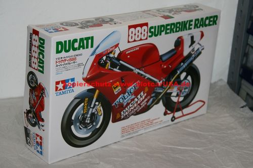 Tamiya 14063 1/12 Ducati 888 Super Bike Racer