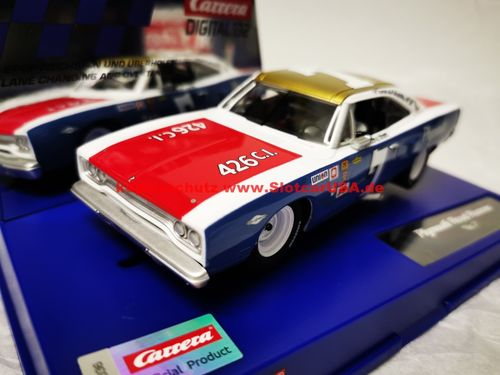 Carrera Digital 132 30945 Plymouth Roadrunner Nr. 7