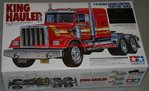 Tamiya 56336 1/14 RC King Hauler Black Edition