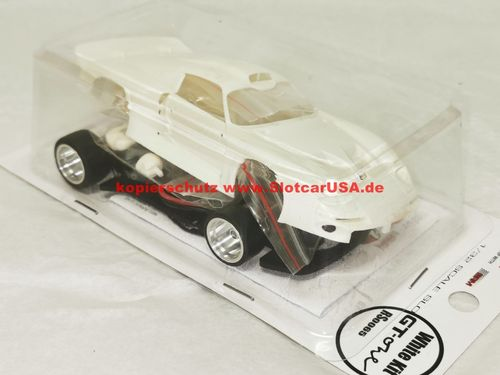 RevoSlot RS0065 Porsche 911 GT1 - White Kit