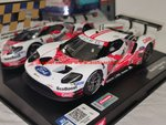 Carrera Digital 124 23893 Ford GT Race Car Nr. 66