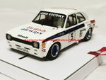 BRM TTS31 Slotcar 1/24 Ford Escort RS 1600 Nr 5 British Airways RAC Rally 1977