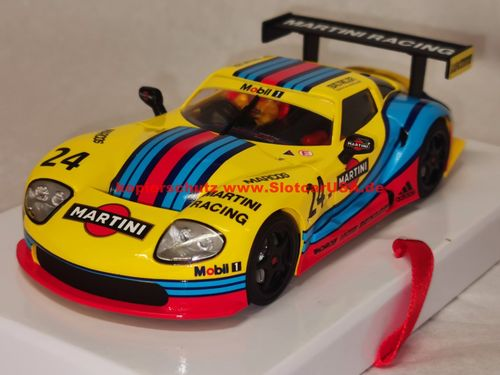 RevoSlot RS0074 Marcos LM600 Martini Yellow Edition Nr. 24